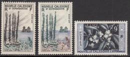 Du N° 284 Au N° 286 - X  - ( P ) - - Nouvelle-Calédonie