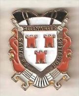 SAPEURS-POMPIERS ALLENWILLER [A003] - Firemen