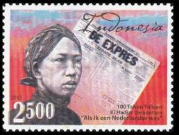 Indonesia 2013 100 Years Of The Article Of Ki Hadjar Dewantara :: Als  Ik Een Nederlander Was - Indonesië