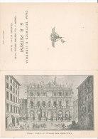 CALENDARIETTO SEMESTRINO PUBBLICITA CASA EDITRICE E LIBRERIA G.B.PETRINI TORINO   1953 -2-  0882 -17500-501 - Calendriers