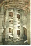 30529    Chambord  Le Chateau   Le Grand Escalier - Chambord