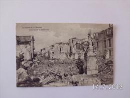 Messina. - La Catastrofe Di Messina. - Messina