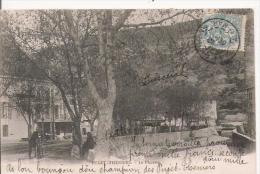 PUGET THENIERS  LA PLACETTE  1904 - Frankreich