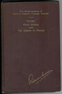 The Encyclopaedia Of British Empire Postage Stamps By Robson Lowe  Second Edition 1952  85o Gr. Belg 6.50 Eur Eur.13 Eur - Filatelia E Historia De Correos