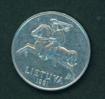 LITHUANIA - 1991 5c Circ. - Lithuania