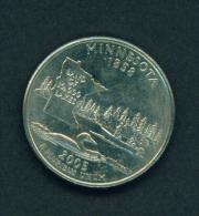 USA - 2005 25c Circ. (Minnesota) - Federal Issues