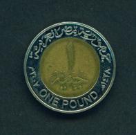 EGYPT - 2007 £1 Circ. - Egypt