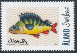 ALAND Finland 2012, My Stamp, My Åland 1v** - Aland