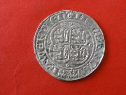 Antwerpen(Antwerpien) Jeton En Argent Monnaie Esterlin (sterling) Jan(Jean) III,hertog Brabant (1312-1355) - Coins