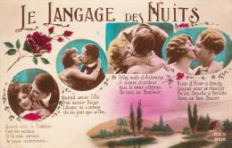 LE  LANGAGE DES NUITS 1926 (REX N°2102) - Non Classés