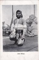 Malayan Boy In Native Dress Jubo Bikap Ethnic Postcard (ETH12167) - Ethnics