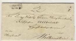 Vorphilatelie Brief Görlitz - Deutschland