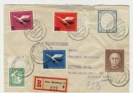 BRD R-Brief nach Dresden