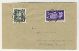 DDR Michel No. 474 , 481 auf Brief