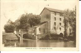 CPA  TORPE, Le Moulin Des Prés  8013 - Altri Comuni