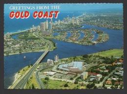 DF / AUSTRALIE / QUEENSLAND / GOLD COAST / AERIAL / VUE AERIENNE - Gold Coast