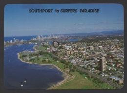 DF / AUSTRALIE / QUEENSLAND / GOLD COAST / SURFERS PARADISE / AERIAL / VUE AERIENNE - Gold Coast