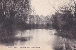 CHESSY - LA MARNIERE(dil84) - France