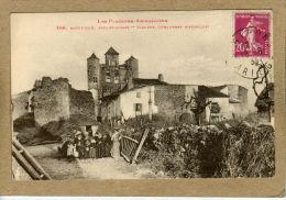 Montjoie-en-Couserans (Ariège)  Le Village    (Animation) - Sin Clasificación