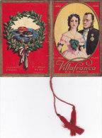 """CALENDARIETTO""""VILLAFRANCA""""  VITA DI CAVOUR  DIZIONE SPECIALE F.lli CELLA MILANO 1933-2-0882 -17535-534 - Kalender"""