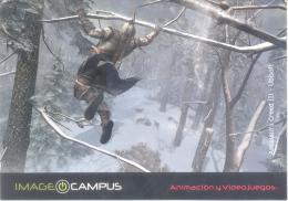 IMAGE CAMPUS - ANIMACION Y VIDEOJUEGOS - OTRA EDUCACION - VIDEOJUEGOS (DESARROLLO Y DISEÑO) MODELADO 3D ANIMACION DE PER - School