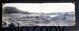 Congo Belge Katanga Panda - Mine De Cuivre Prince Leopold Kipushi 1928  Train Locomotive Vue Panoramique  - Copper Mines - Africa