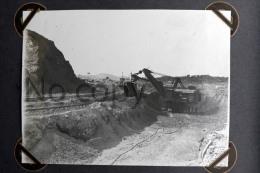 Congo Belge Katanga Panda - Mine De Cuivre Prince Leopold Kipushi 1928  - Grue & Train Locomotive - Copper Mines - Africa