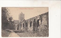 La Lucerne L'Abbaye Ancien Aqueduc - France
