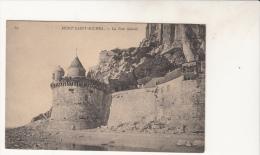 Mont Saint Michel  La Tour Gabriel - Le Mont Saint Michel