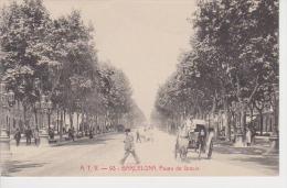 (BCN20) BARCELONA. PASEO DE GRACIA ++ A.T.V. 93 - Barcelona