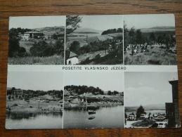 POSETITE VLASINSKO JEZERO / Anno 1970 ( Zie Foto Voor Details ) !! - Yougoslavie