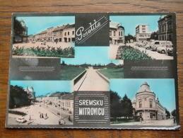 Posetite SREMSKU MITROVICU (?) / Anno 1966 ( Zie Foto Voor Details ) !! - Yougoslavie