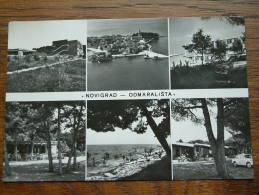 NOVIGRAD - ODMARALISTA (?) / Anno 1967 ( Zie Foto Voor Details ) !! - Yougoslavie