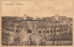 1912 - STOCKHOLM STADION - STADE - ESTADIO - STADIUM - Calcio