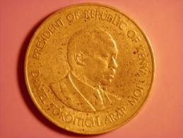 10 Cents 1986 - Kenia