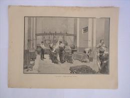 2 SUPPLEMENTS DU MONDE ILLUSTRE N° 1827 & 1828 DE L´AN 1892. L´HÔTEL DES MONNAIES. TEXTE M. G. LENOTRE. & M.L. TINAYRE - French