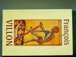 FR. VILLON TESTAMENT In Estonian Estonia Estonie 1997 - Books, Magazines, Comics
