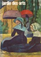 JARDIN DES ARTS N°162 - DROUOT/ABBAYE SAUVE-MAJEURE/SCHOFFER/LE TINTORET/ART BULGARIE/BOITES ECOSSE/SIEGE XXe/E.BERNARD - Art