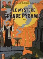 Blake Et Mortimer - Le Mystère De La Grande Pyramide - Tome 2 - 1991 (réédition) - Blake Et Mortimer