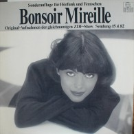 Mireille Mathieu 33t. LP ALLEMAGNE *bonsoir Mireille* - Sonstige - Franz. Chansons