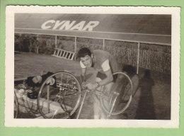 MULLER, Voir Dos : Autographe Manuscrit, Dédicace. 2 Scans. - Cyclisme