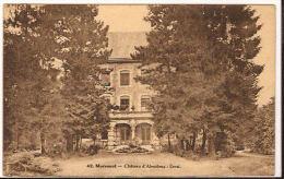 42 MORESNET Château De Alensberg  :Ernst - La Calamine - Kelmis