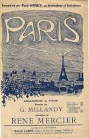 7210 - Paris - Partitions Musicales Anciennes