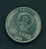 CHINA - 1995 1y Circ. - China