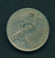 AUSTRALIA - 1968 10c Circ. - 10 Cents