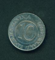 SLOVENIA - 2001 10t Circ. - Slovenia