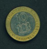 KENYA - 1997 10s Circ. - Kenya
