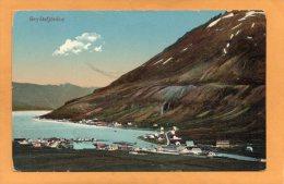 Seydisfjordur Iceland 1905 Postcard - Island