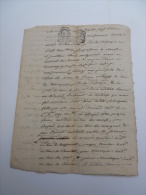 07 DESAIGNES LAMASTRE MEZENC  ANNONAY ARDECHE VIVARAIS - Manuscrits