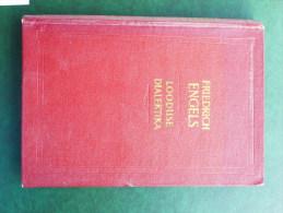 FRIEDRICH ENGELS Dialektik Der Natur In Estnisch In Estonian - Livres, BD, Revues